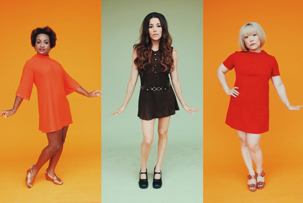 LISTEN: Charlie Faye & the Fayettes, 'Sweet Little Messages'