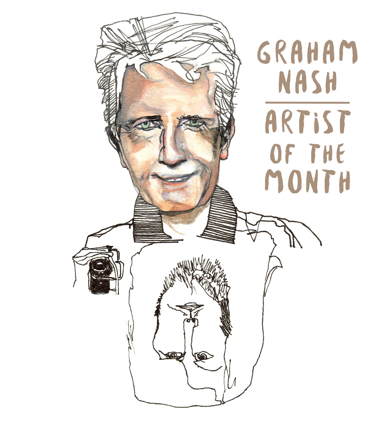Graham Nash: Pursuing the Hopeful Path