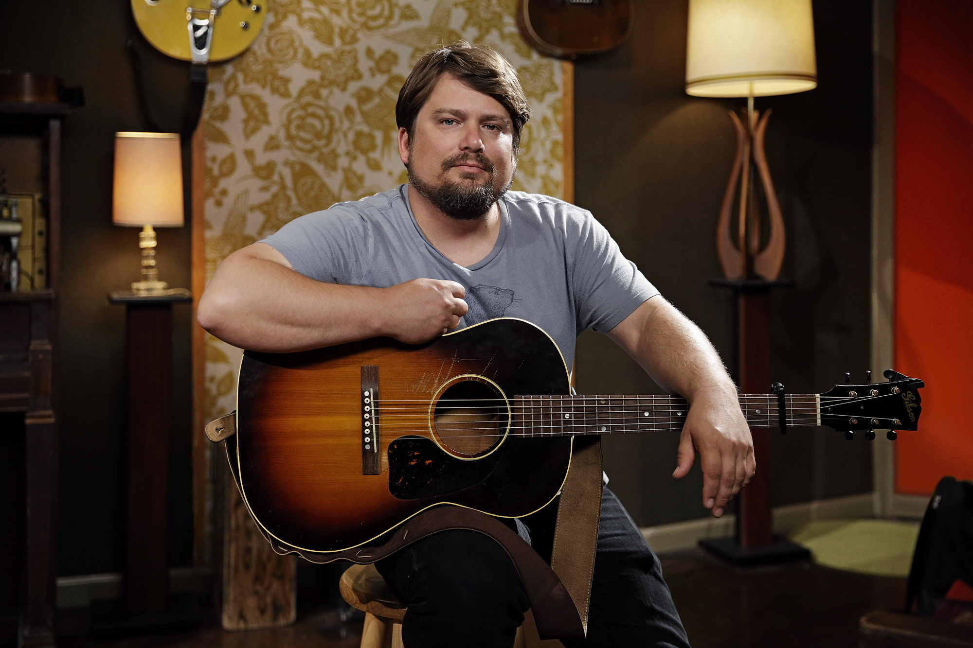 WATCH: D'Addario Presents Guitar Power Acoustic with Sean Watkins and Jackie Greene