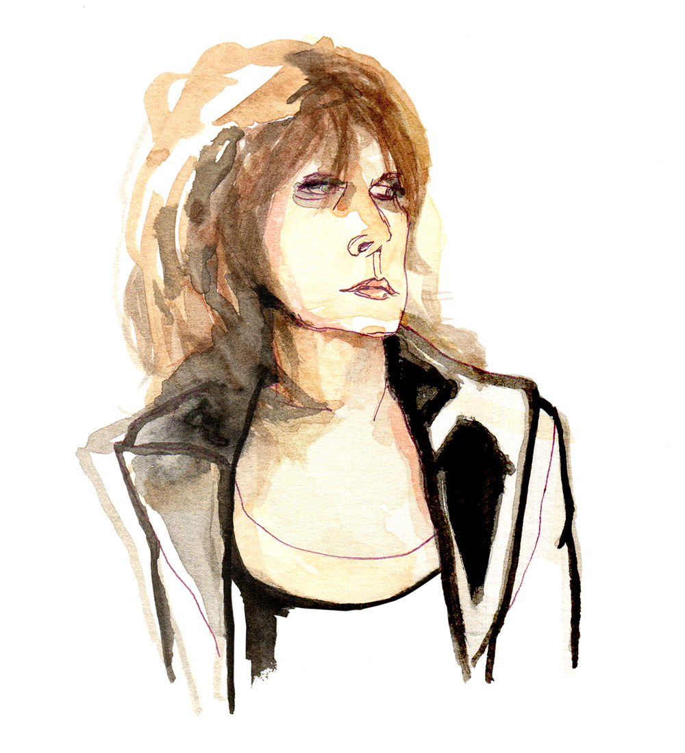 Lucinda Williams: Every Exit Leaves a Little Death