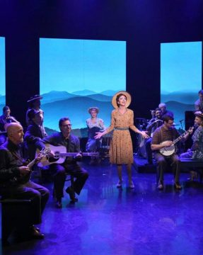 Bright Star Does Right by Bluegrass on Broadway