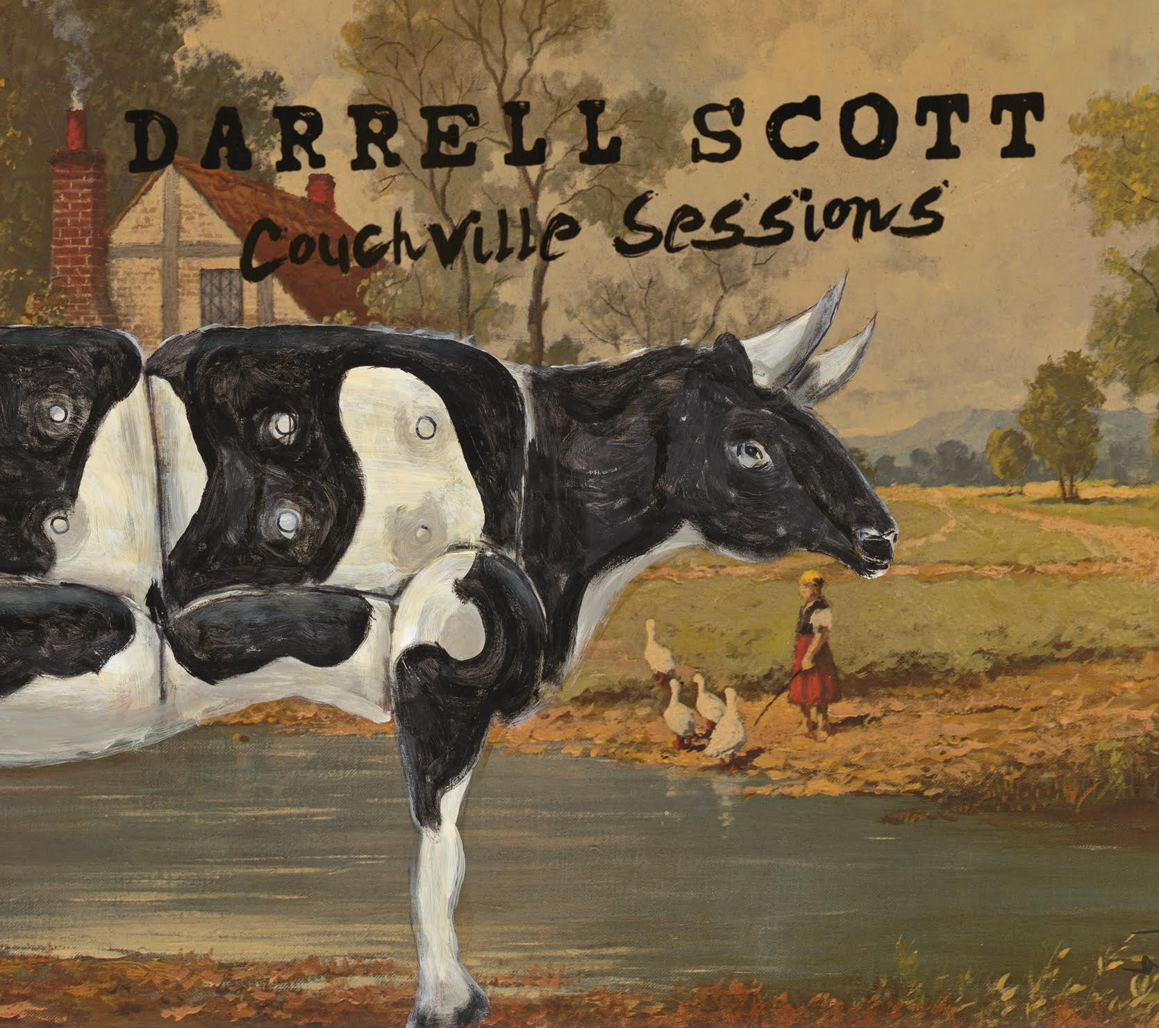 Darrell Scott, 'Down by the River'