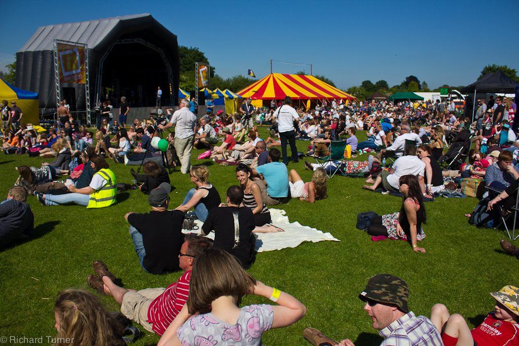 Five Small Summer Festivals You Need to Check Out