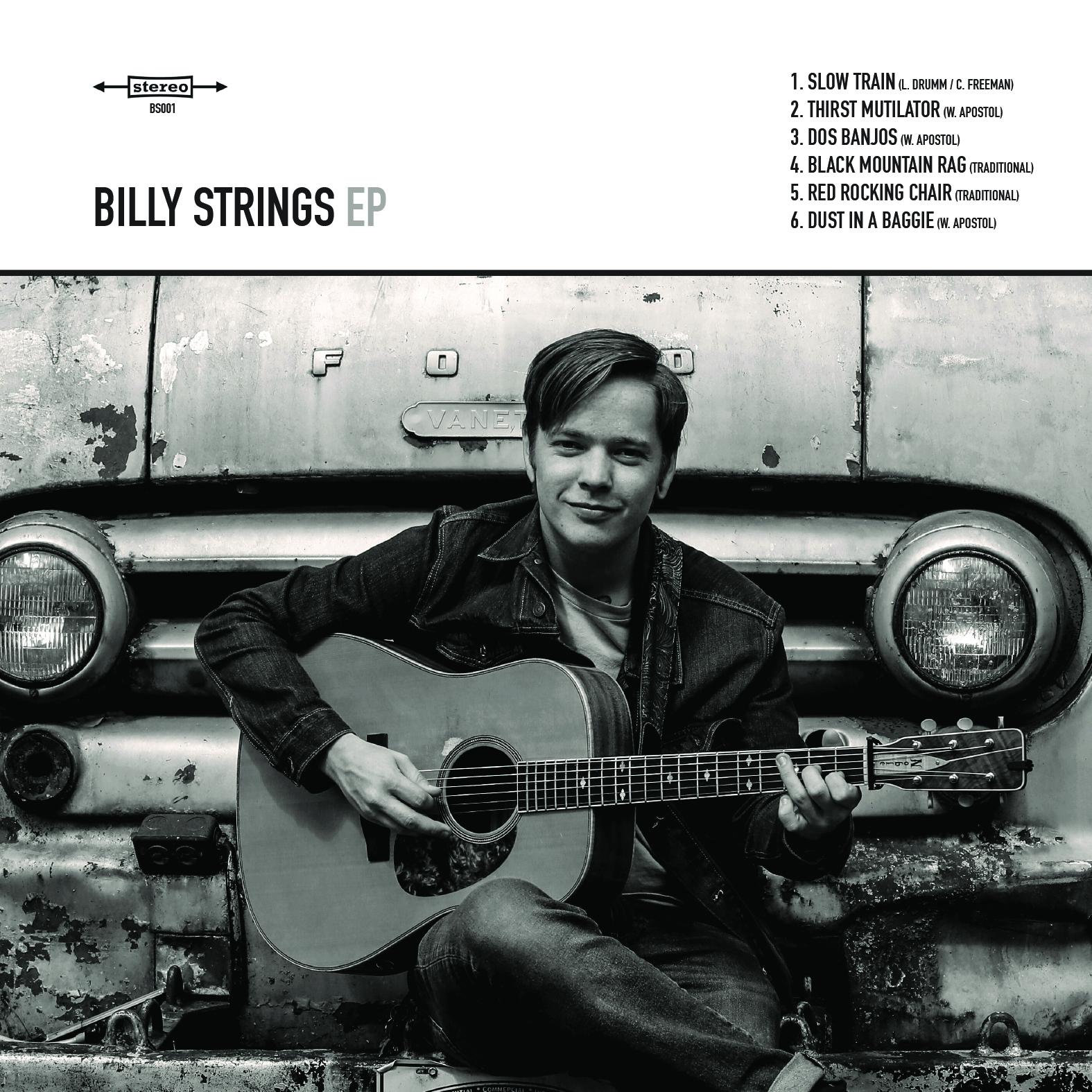 LISTEN: Billy Strings, 'Slow Train'
