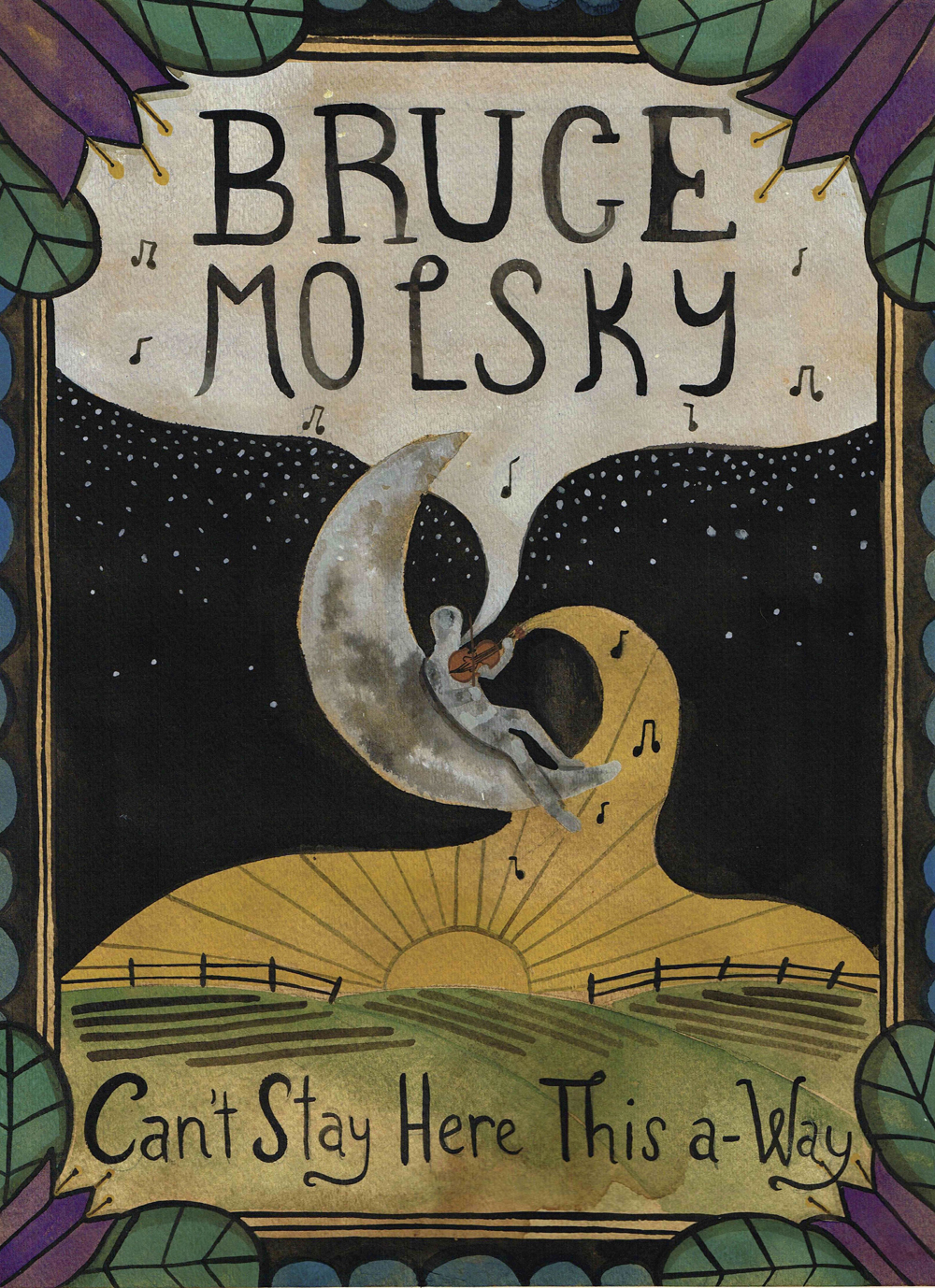 STREAM: Bruce Molsky, 'Can't Stay Here This a-Way'