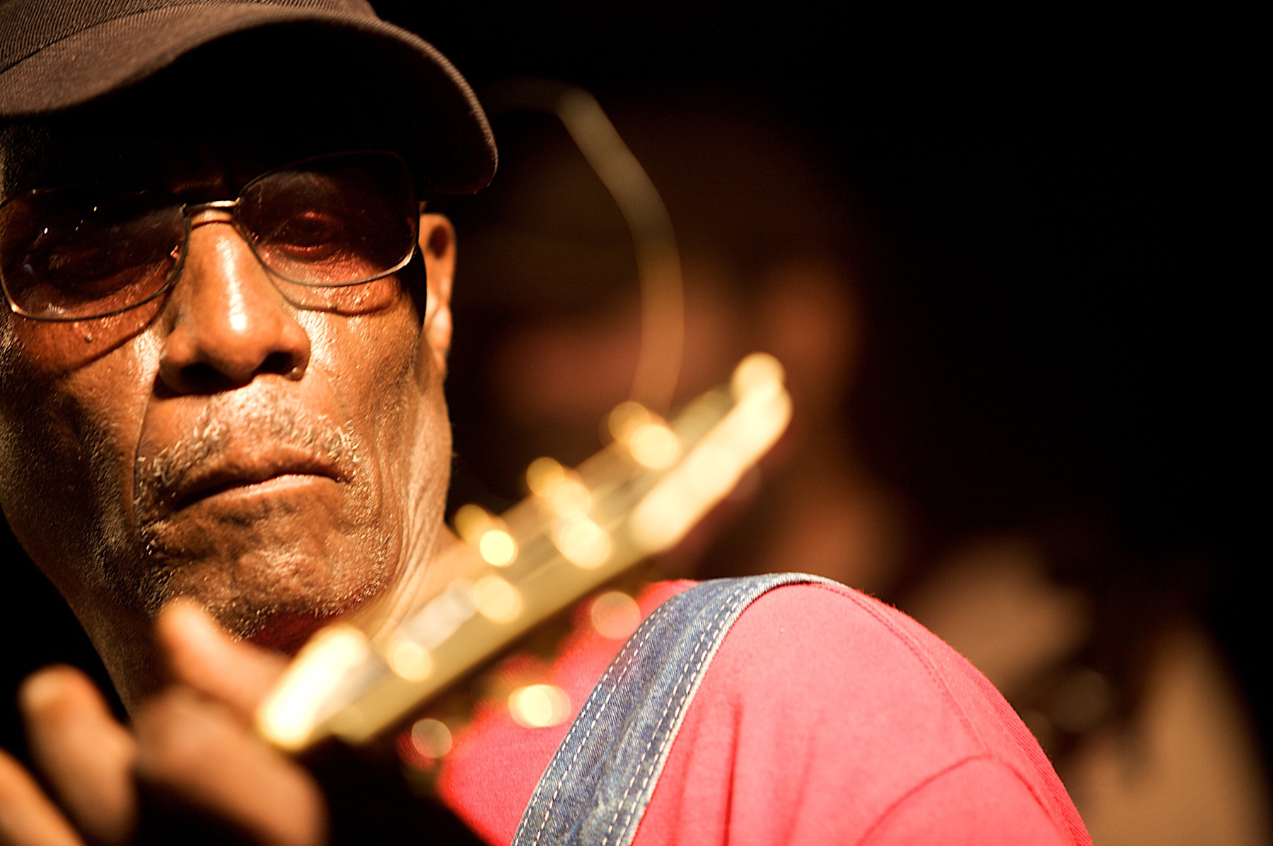 """Counsel of Elders: Jimmy """"Duck"""" Holmes on Learning the Blues"""