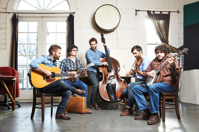 LISTEN: The Lonely Heartstring Band, 'Graceland'
