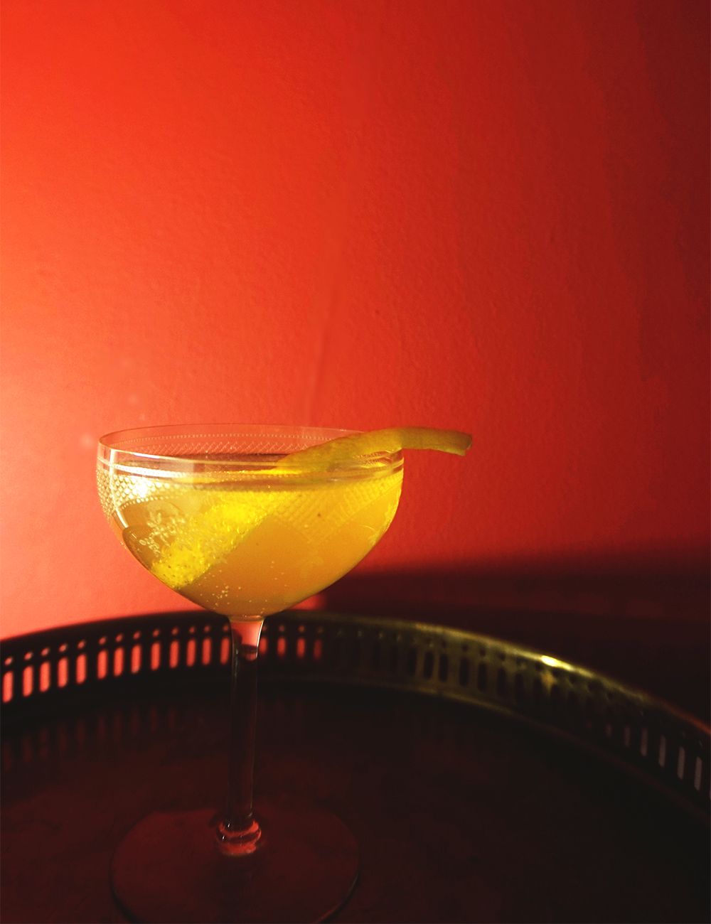 Bluegrass Cocktails: Orange Blossom Special