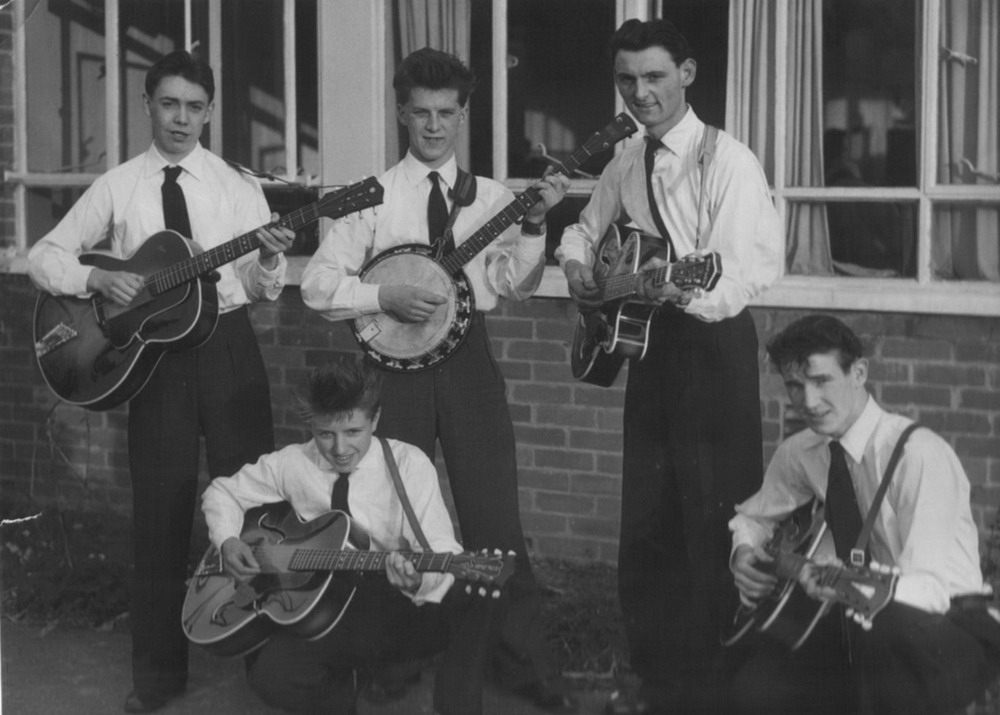 Take This Hammer, Blow Your Kazoo: Skiffle in the 1950s and Beyond