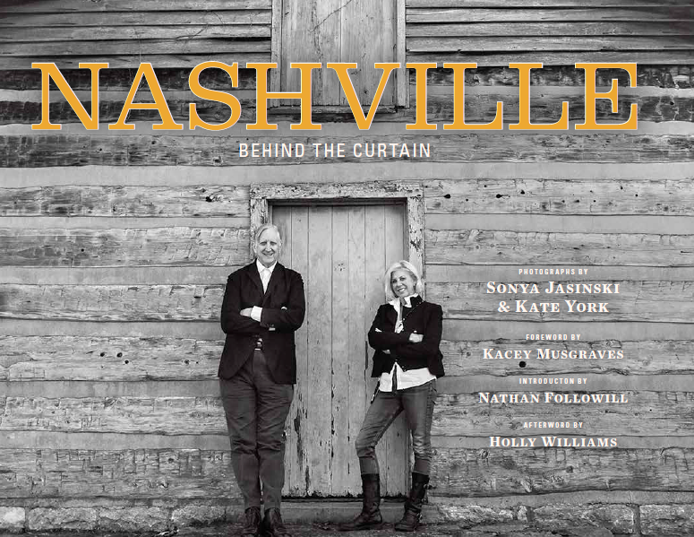 New Book Pulls Back the Curtain on Nashville