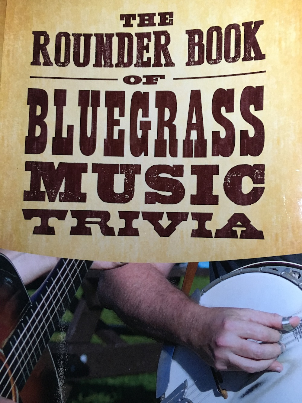 Test Your Knowledge of Bluegrass Trivia with This New Book