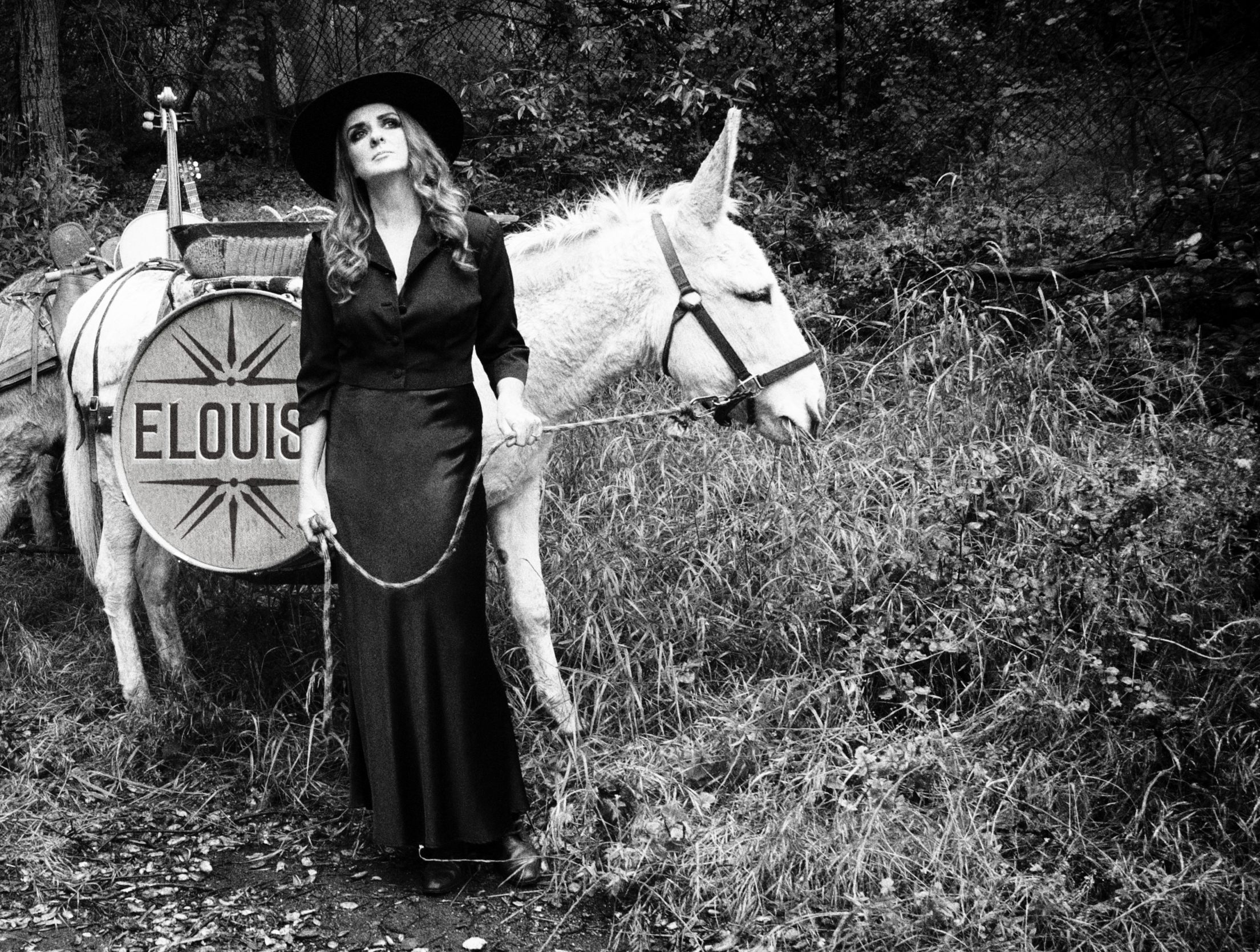 LISTEN: Elouise, 'Shadows of the Pines'
