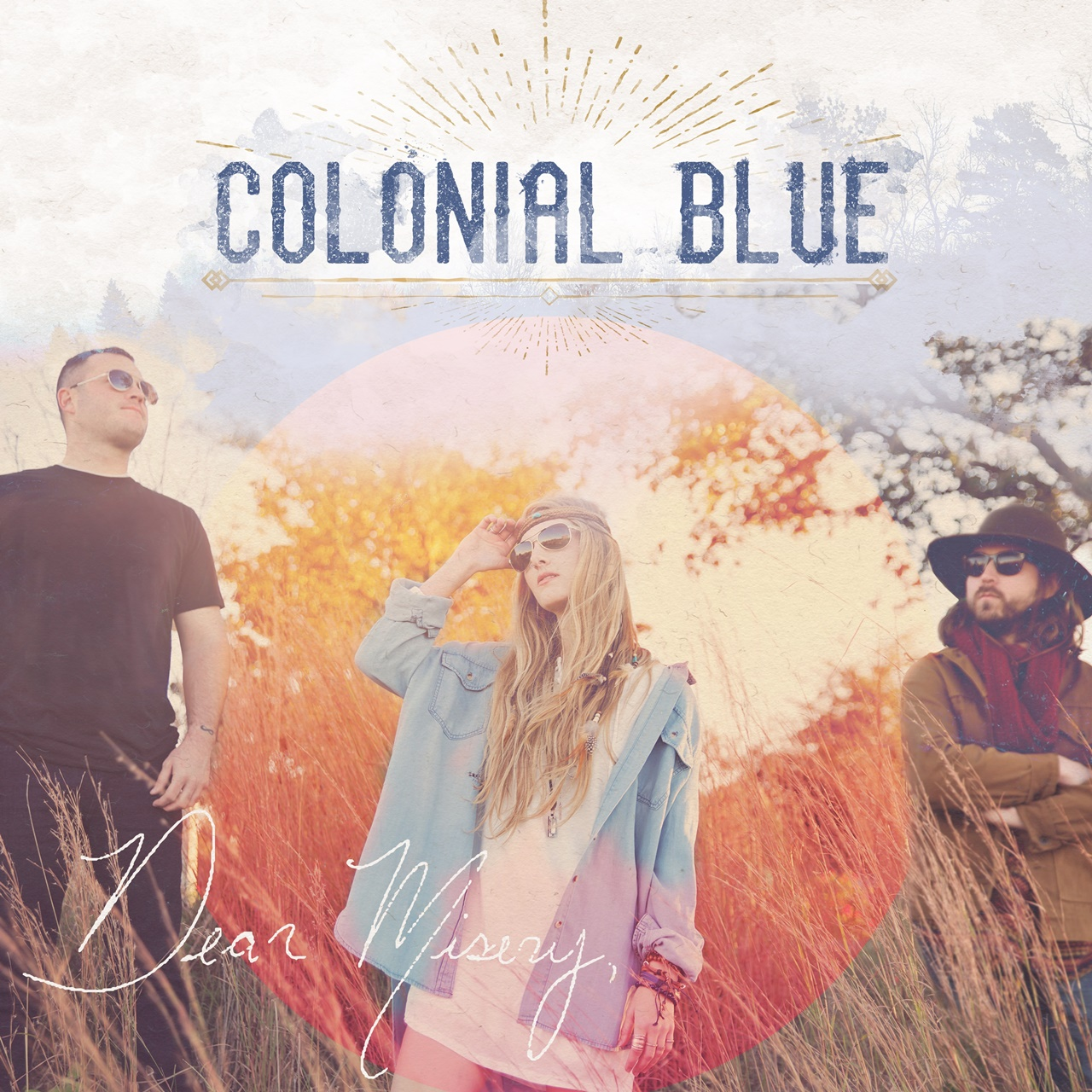 STREAM: Colonial Blue, 'Dear Misery,'