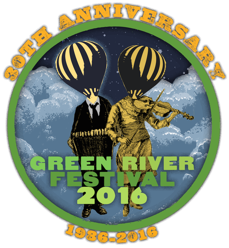 Celebrate 30 Years of Green River Festival