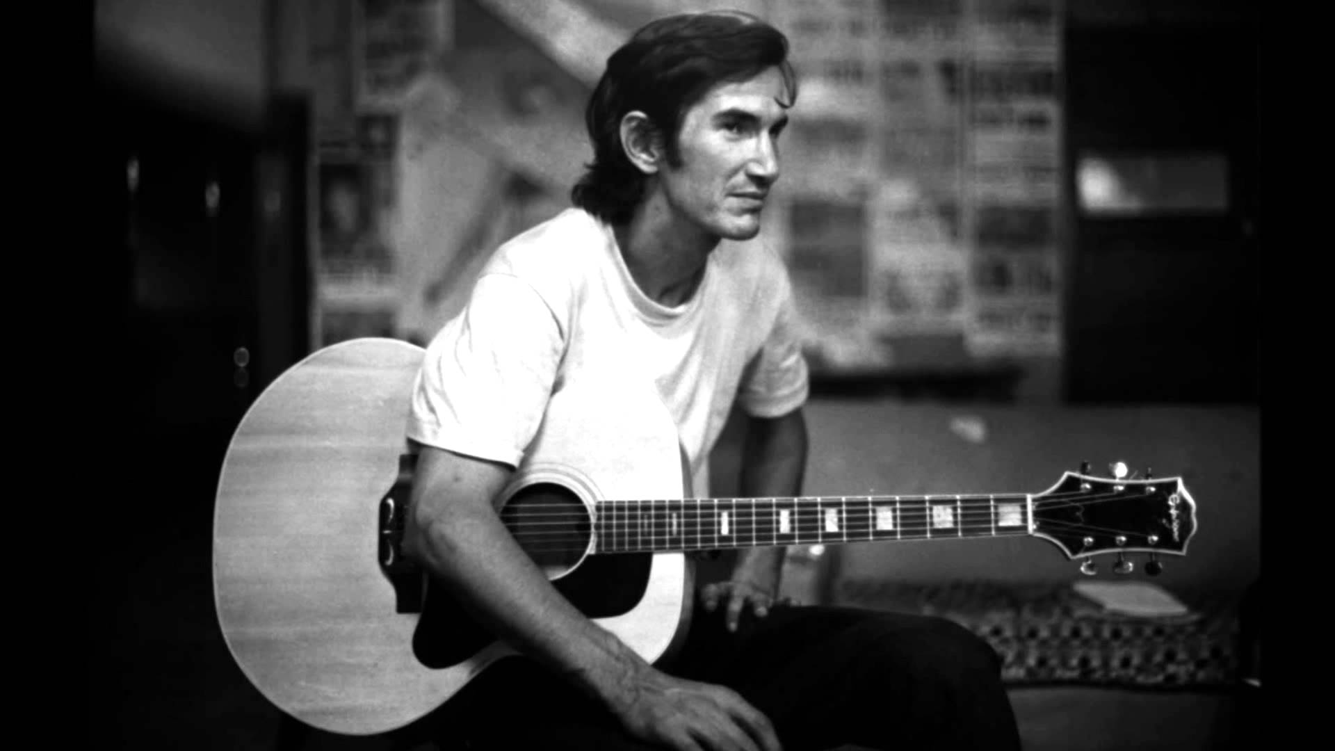 Standing on the Table: Musing on Townes Van Zandt