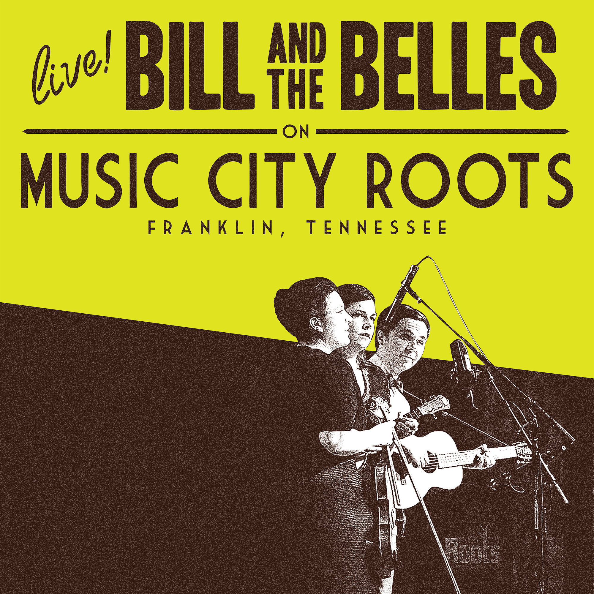 Music City Roots Launches Live Album Series