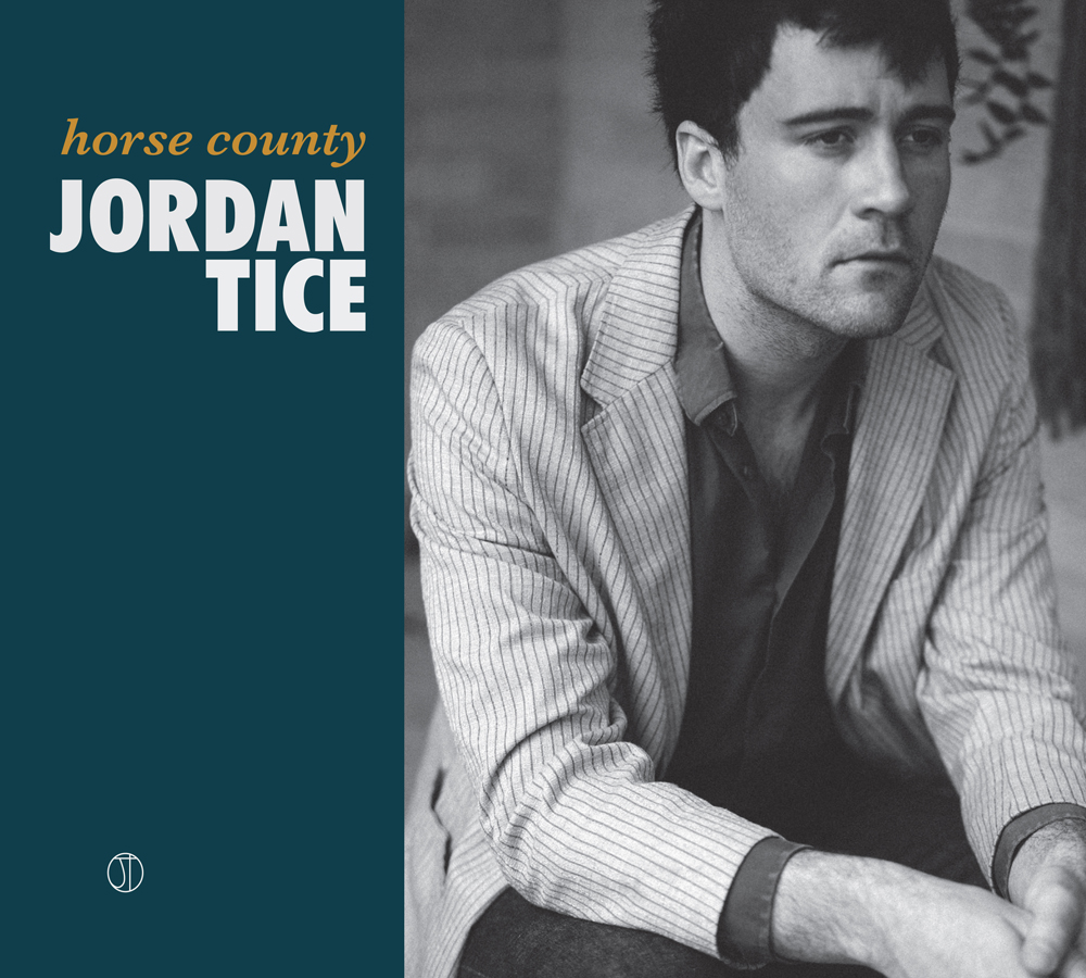 STREAM:  Jordan Tice, 'Horse County'