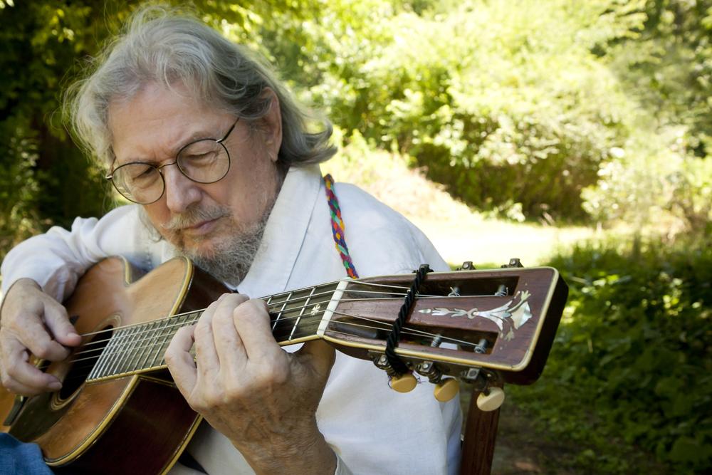 LISTEN: Norman Blake, 'The Dying Cowboy'