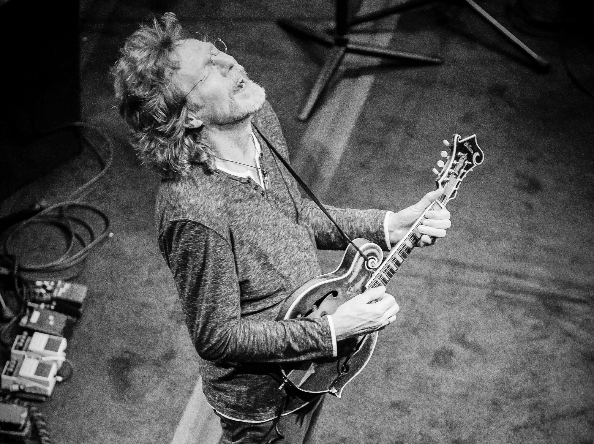 Old, New, Borrowed, and Blue: A Conversation with Sam Bush