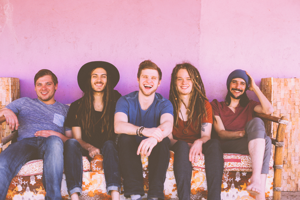 WATCH: The Way Down Wanderers, 'Heading North'