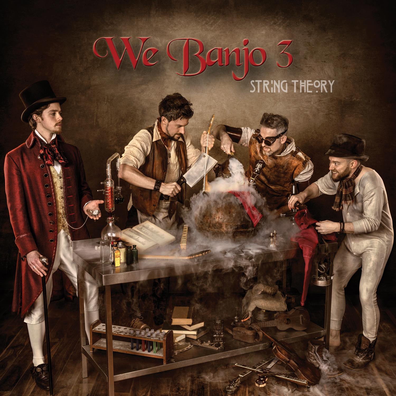 STREAM: We Banjo 3, 'String Theory'