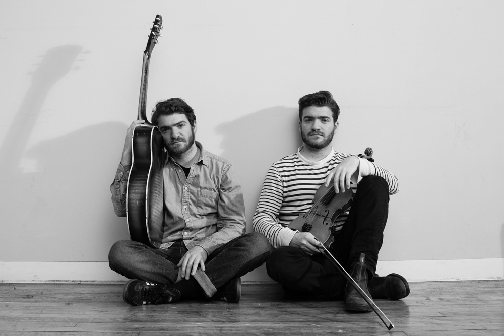 WATCH: The Brother Brothers, 'Tugboats'