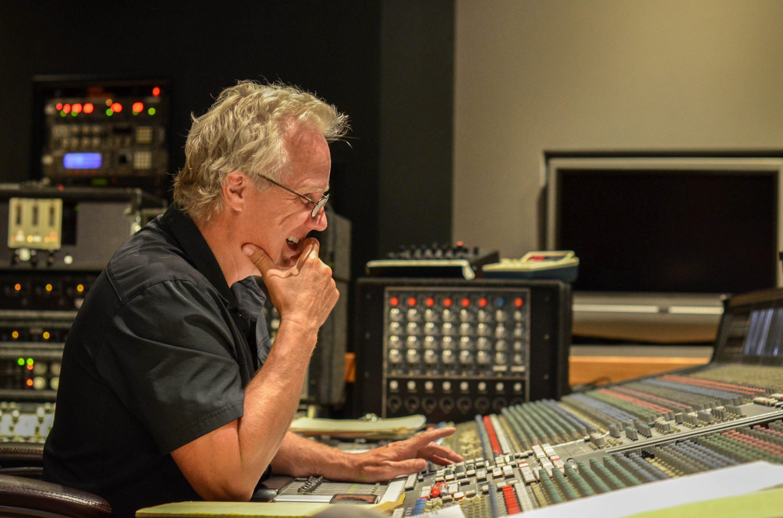 The Producers: Gary Paczosa