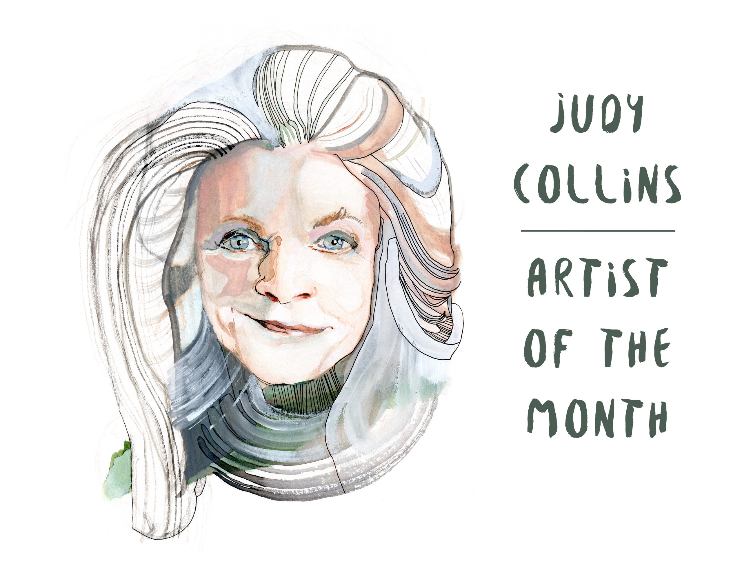 Judy Collins: Singing Through the Memories