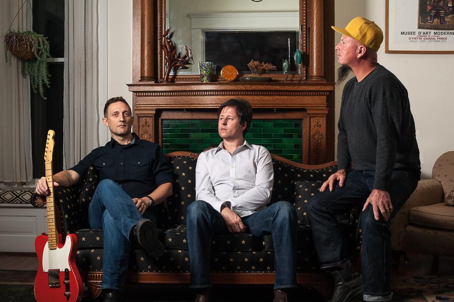 LISTEN: The Coal Men, 'The Singer (in Louisville)'