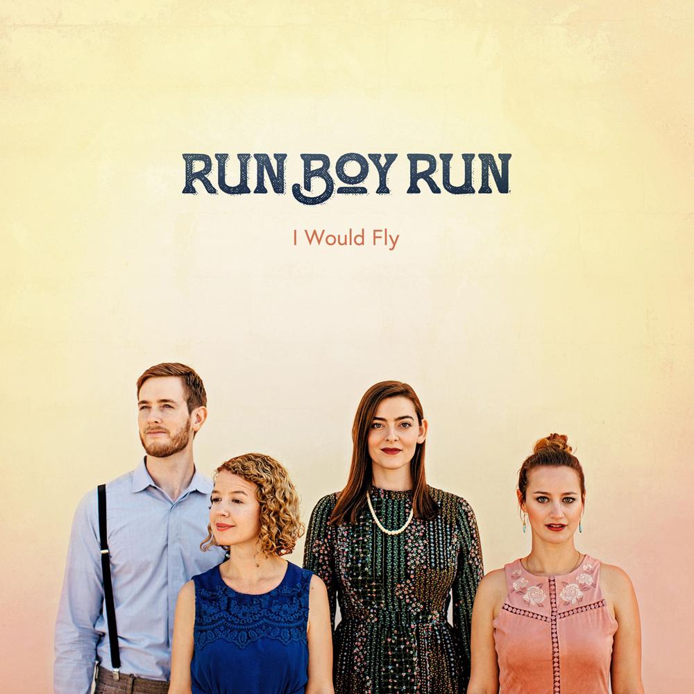 STREAM: Run Boy Run, 'I Would Fly'