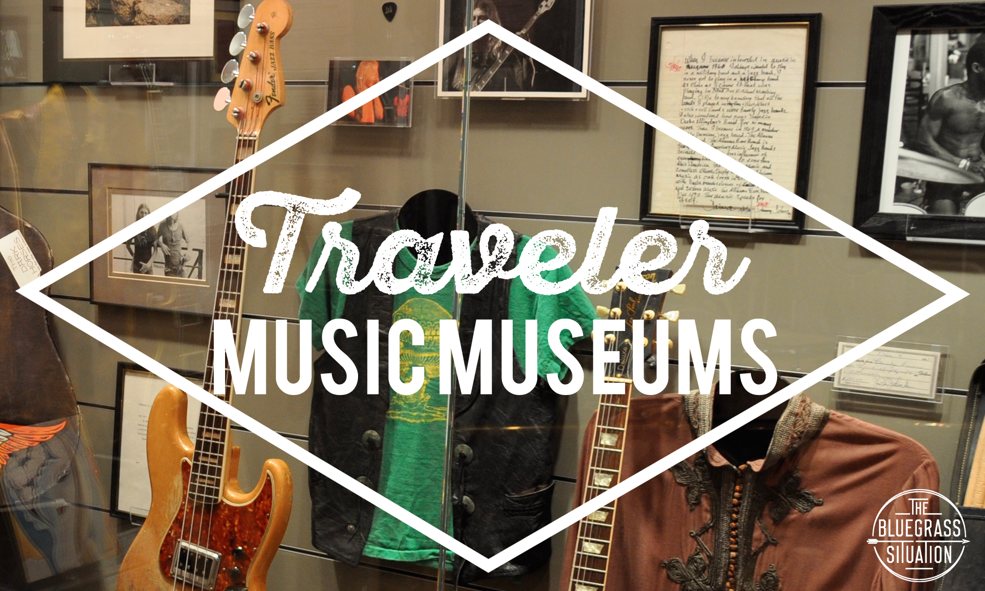 Traveler: Your Guide to Unique Music Museums