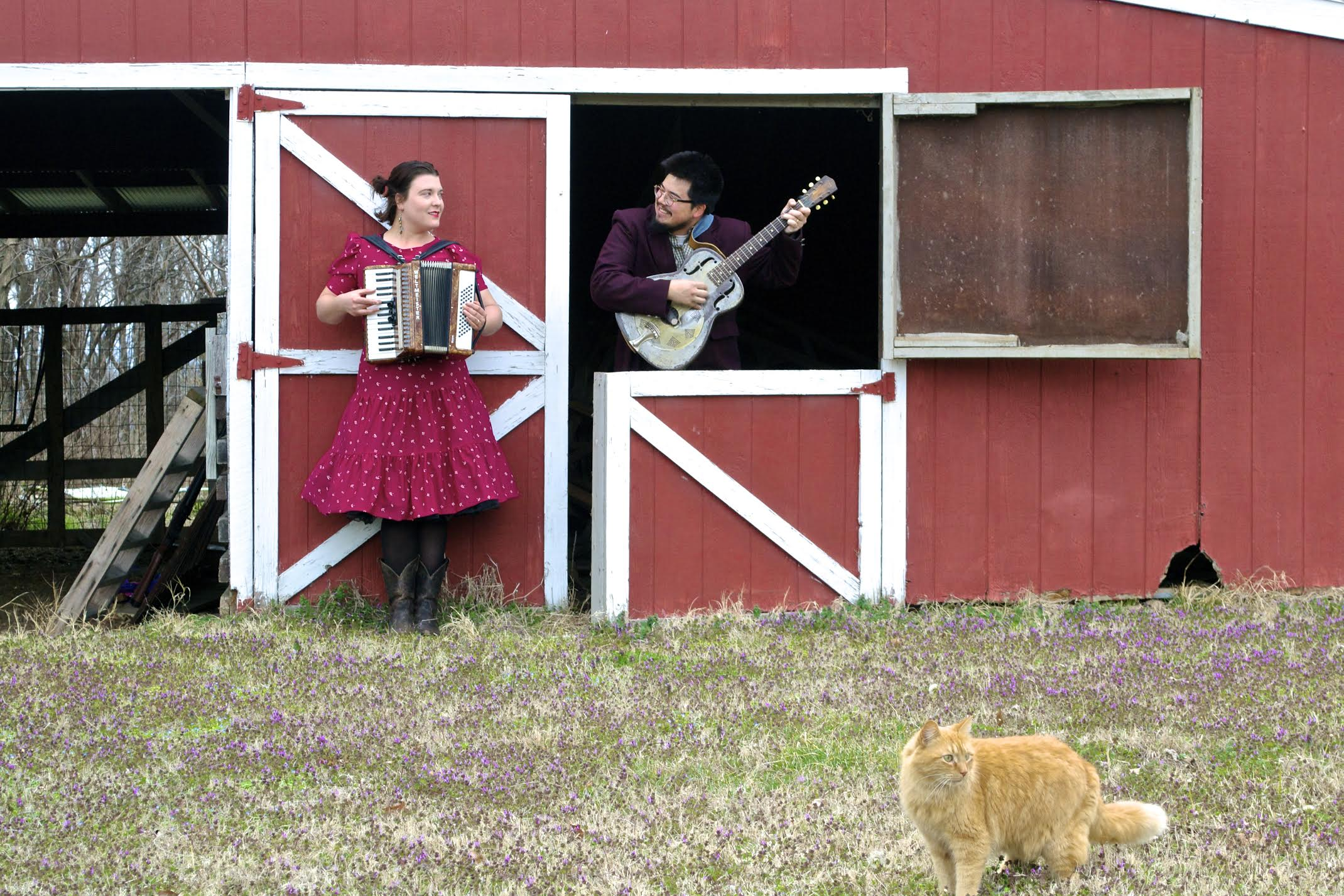WATCH: The Lark and the Loon, 'Up on a Cloud'
