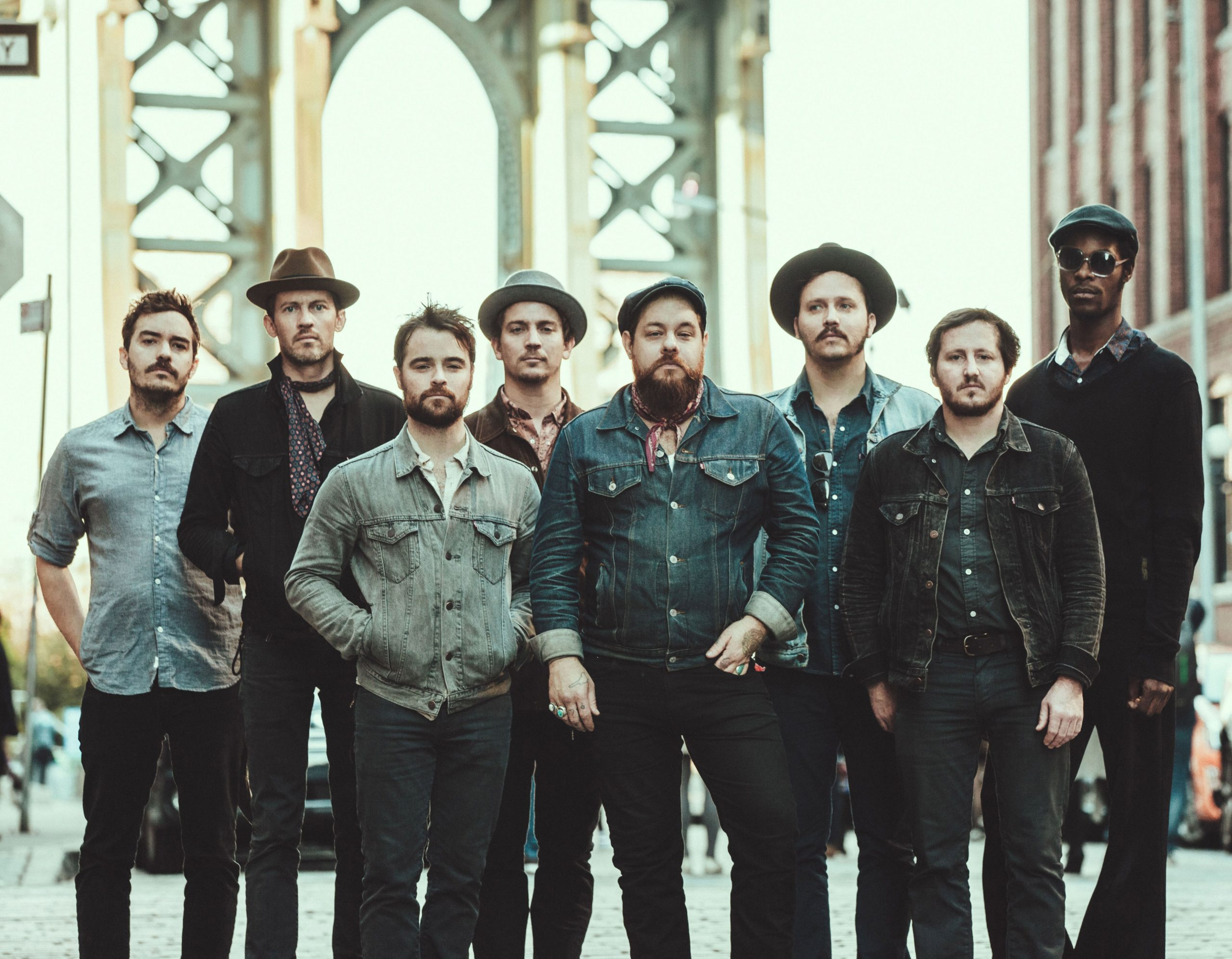 Gig Bag: Nathaniel Rateliff and the Night Sweats