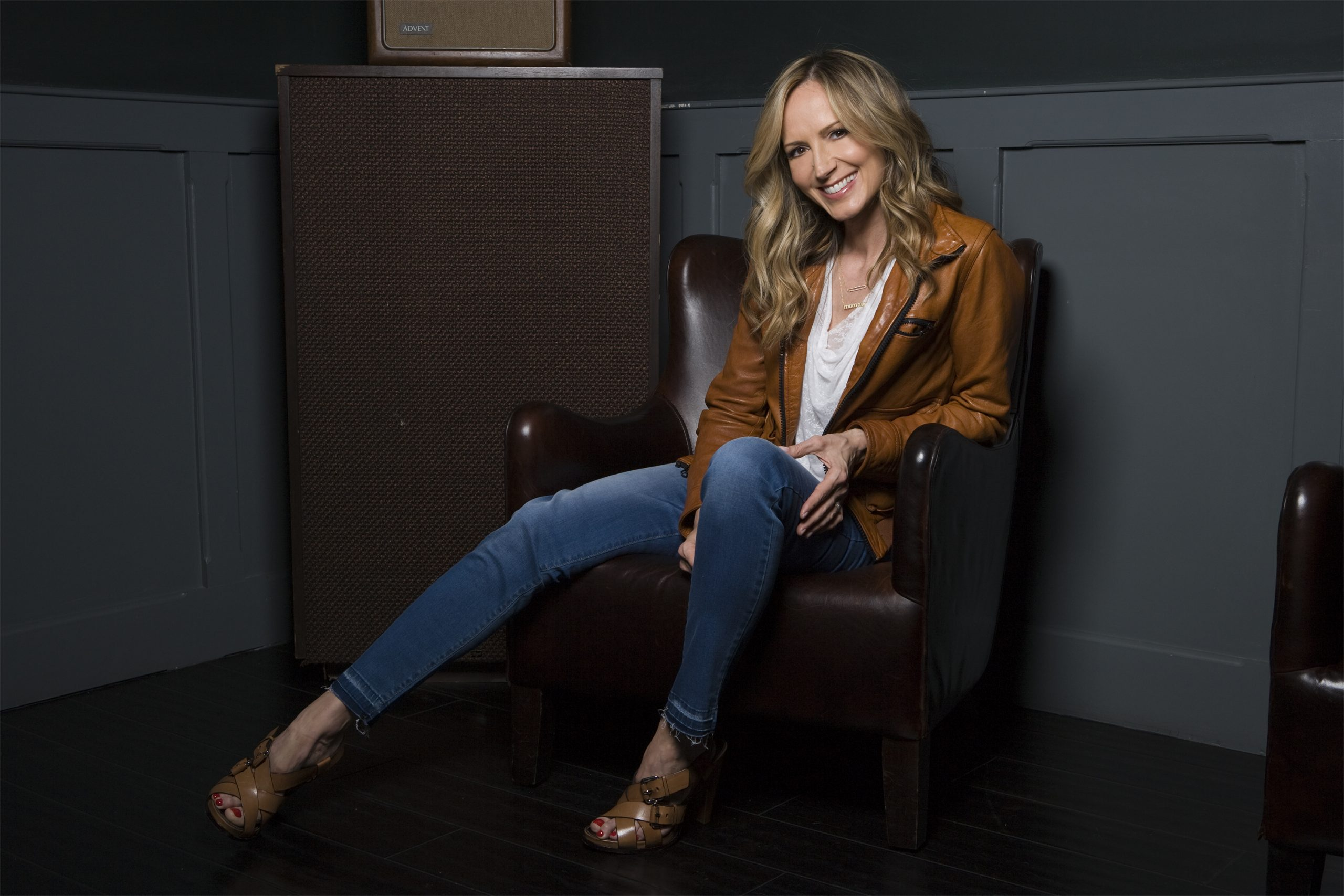 With Headphones on the Floor: A Conversation with Chely Wright