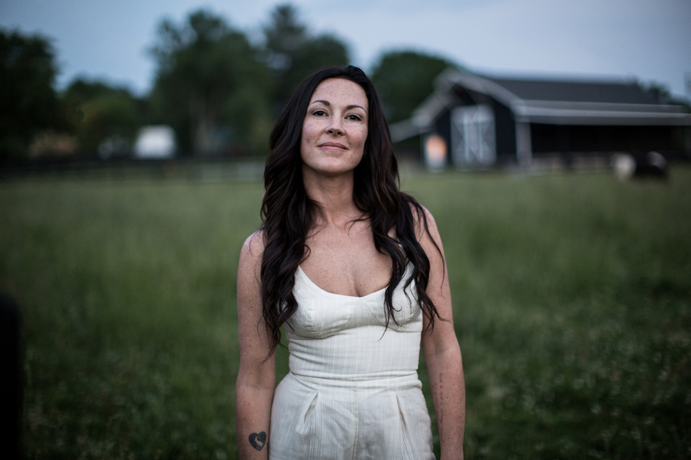 The Color of Thunder: A Conversation with Amanda Shires