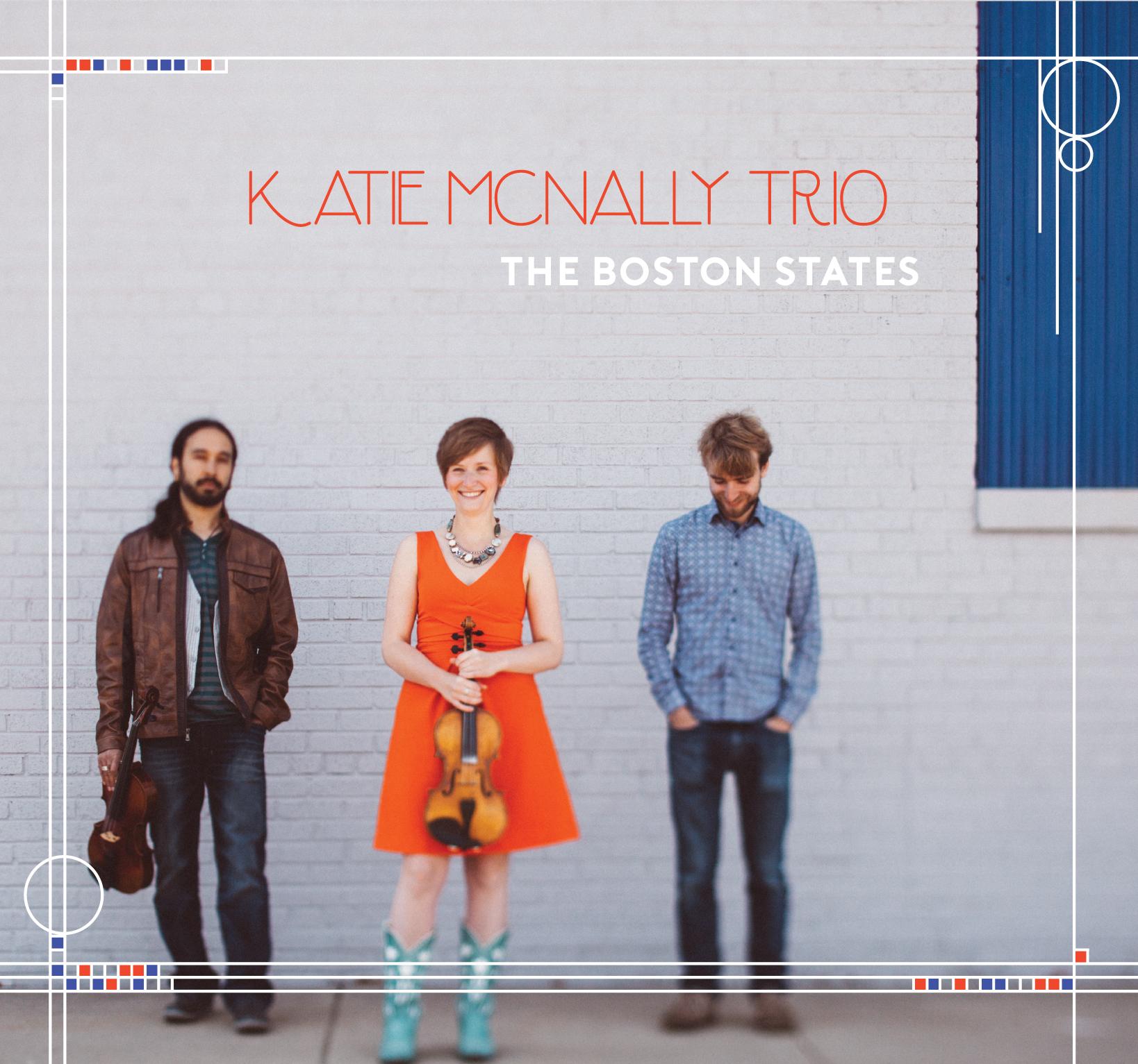 STREAM: Katie McNally, 'The Boston States'