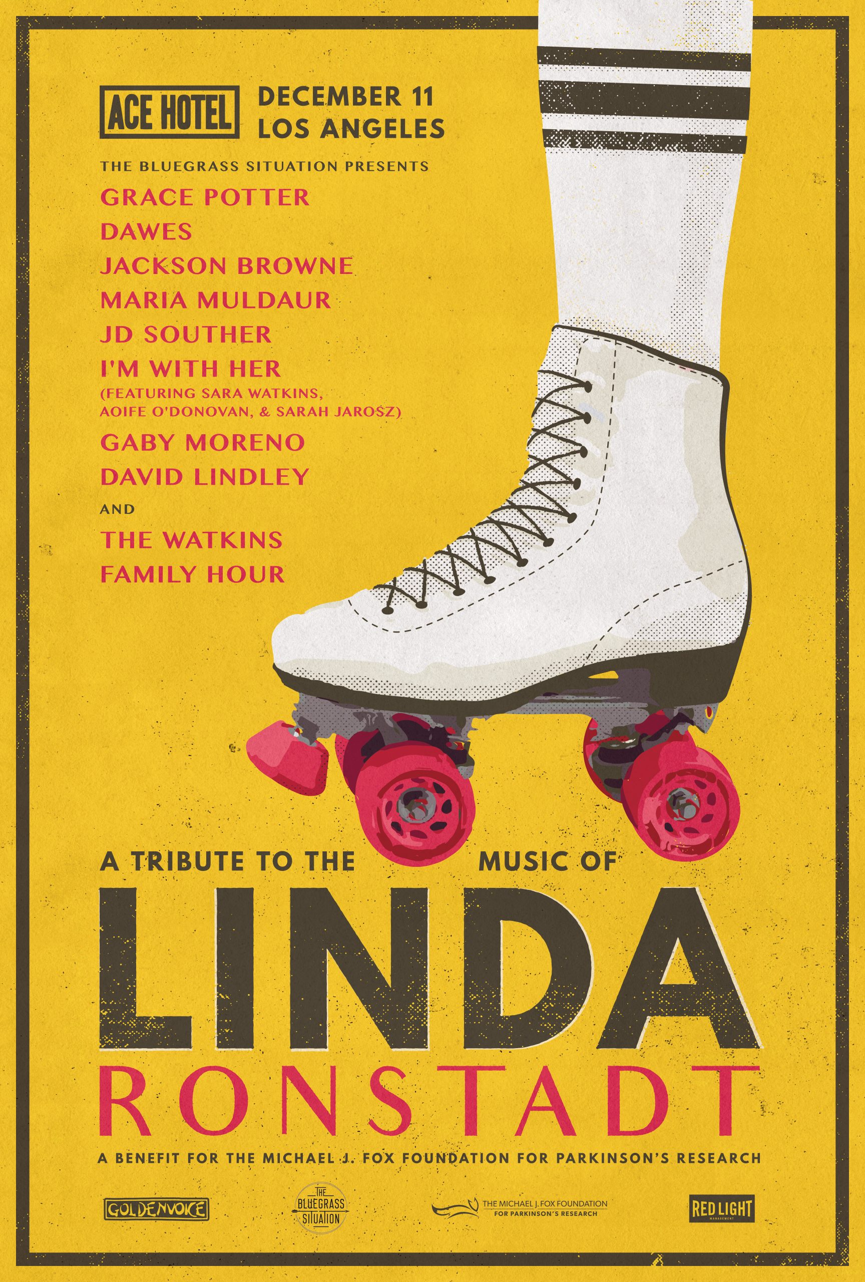 Announcing the Bluegrass Situation Presents: A Tribute to the Music of Linda Ronstadt