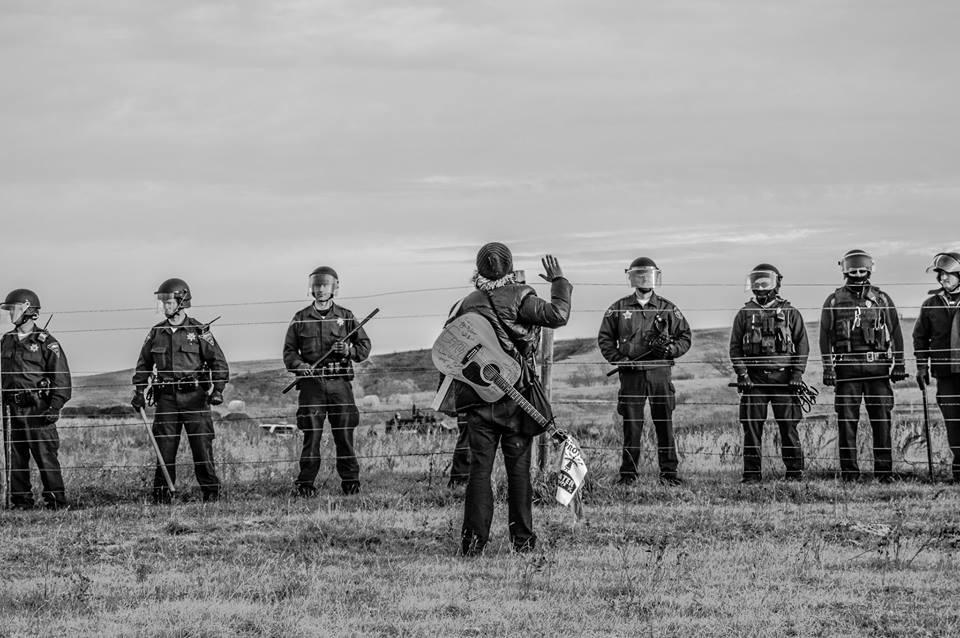 'Last Man Standing' for Standing Rock (Op-ed)