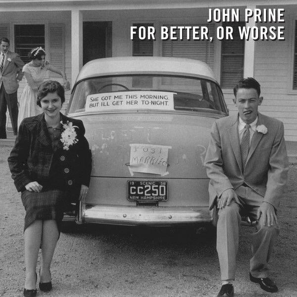 John Prine with Holly Williams, 'I'm Tellin' You'