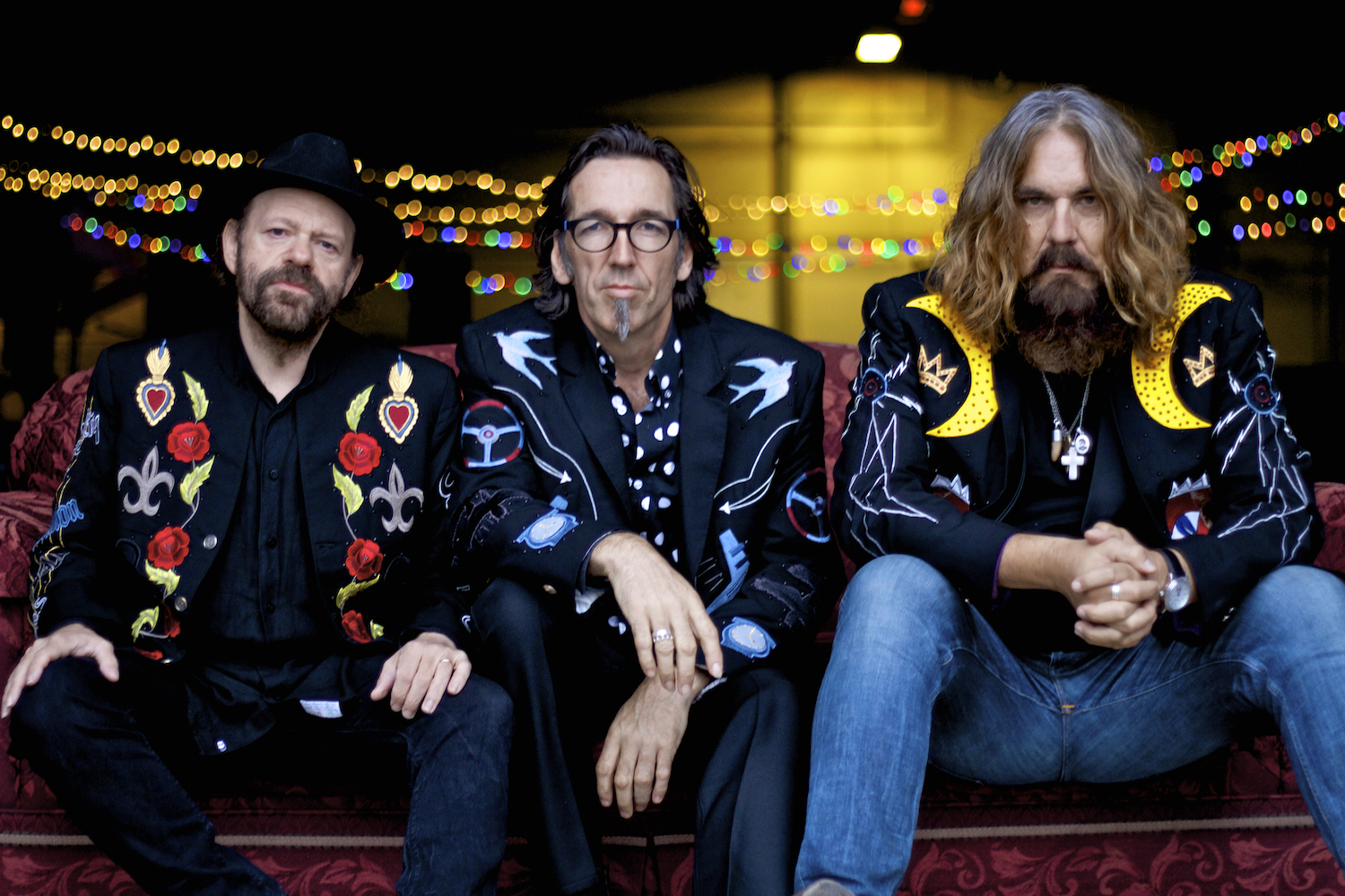 LISTEN: Blackie and the Rodeo Kings, 'Land of the Living'