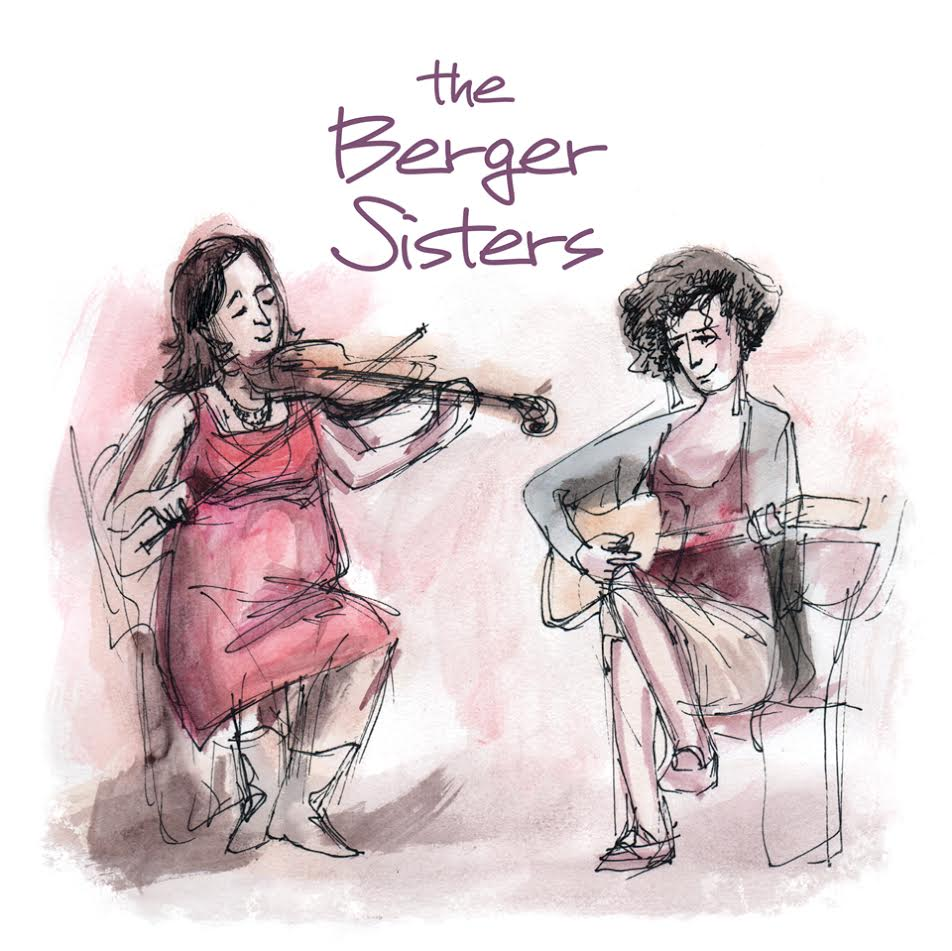 STREAM: The Berger Sisters, 'Maybe So'