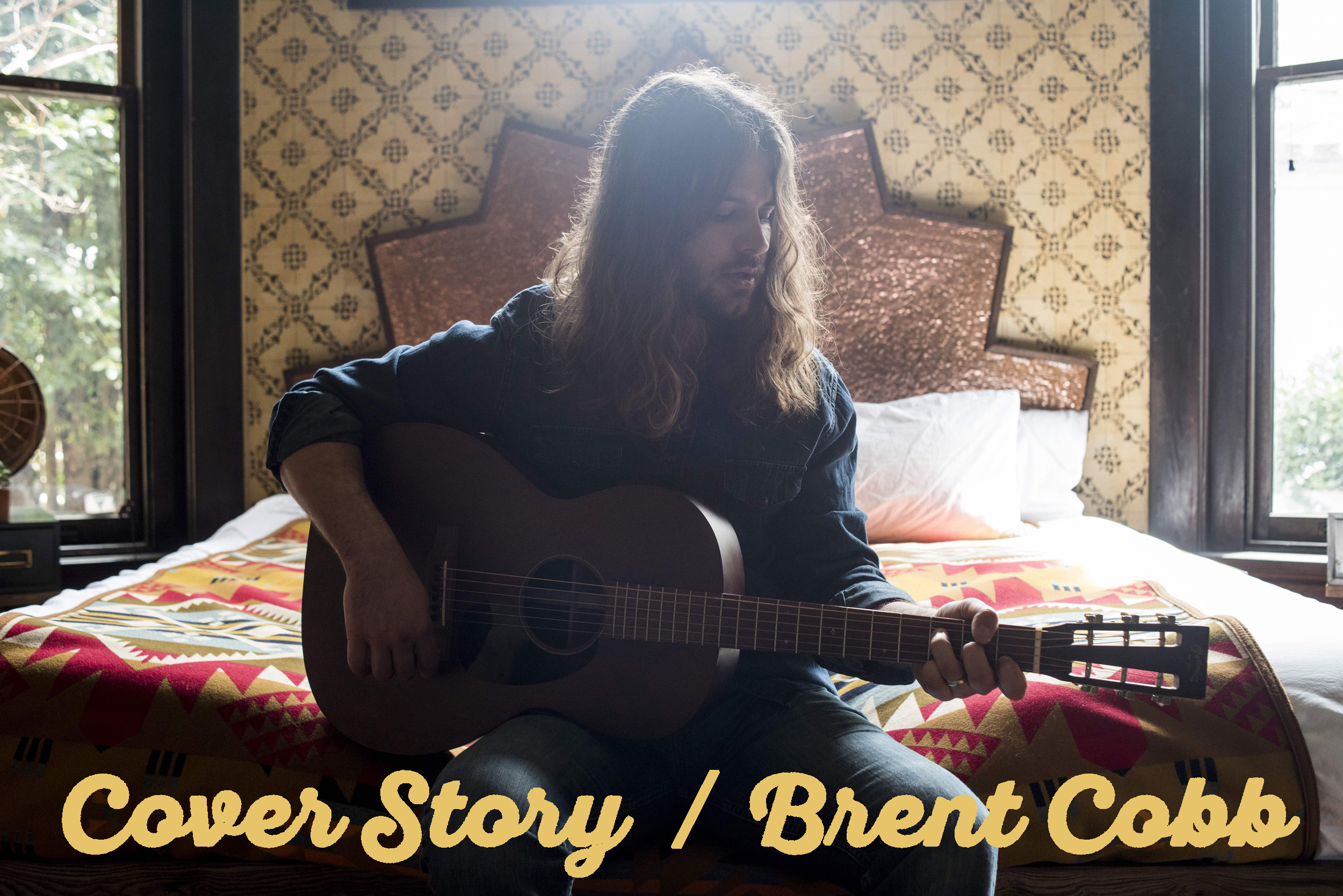 Georgia on His Mind: A Conversation with Brent Cobb