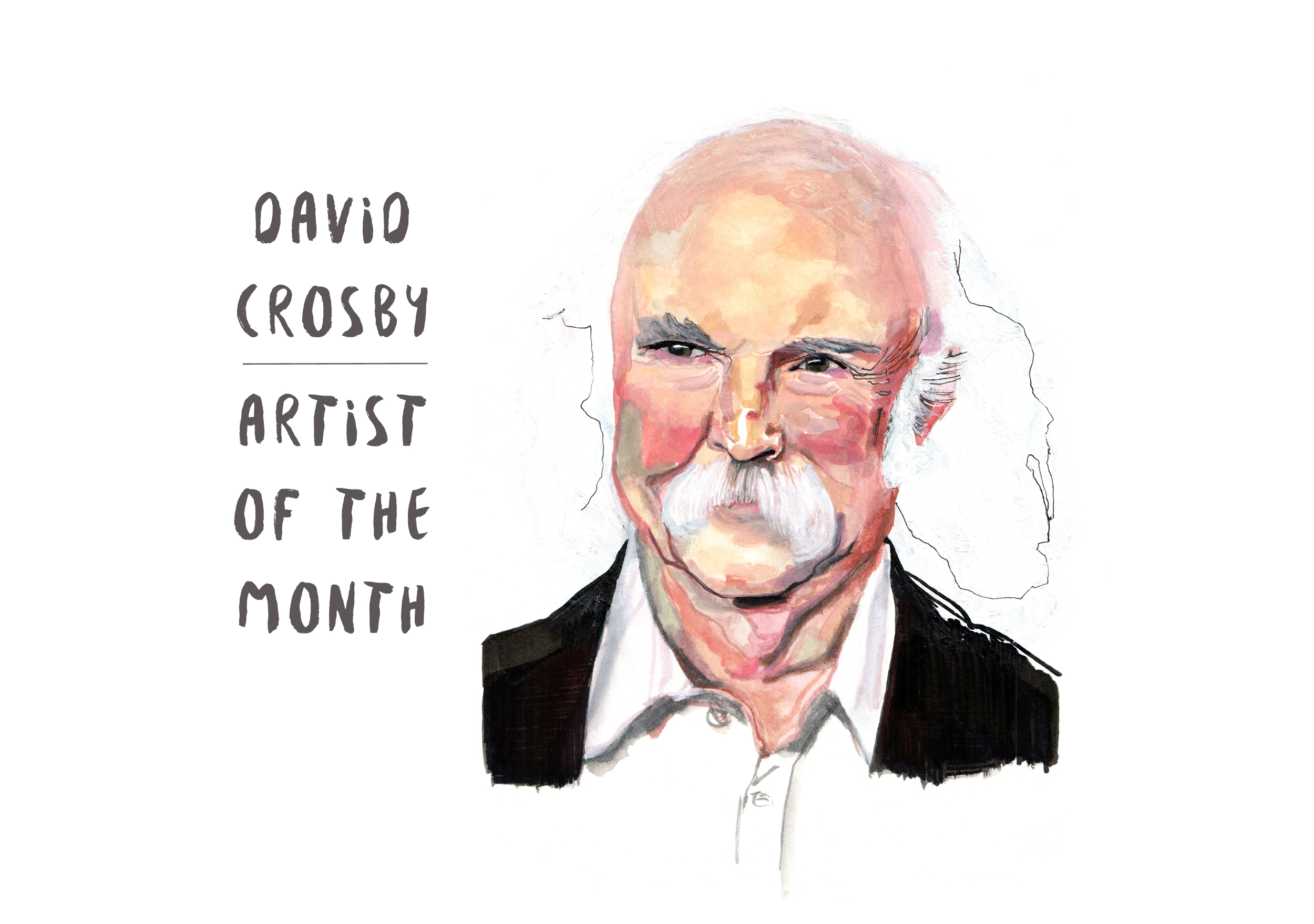 David Crosby On Opening the Doors