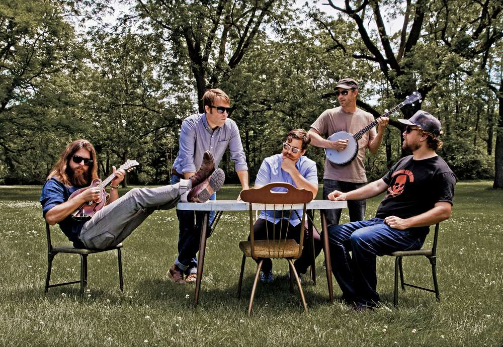 Real Player's Music: A Conversation with Paul Hoffman of Greensky Bluegrass