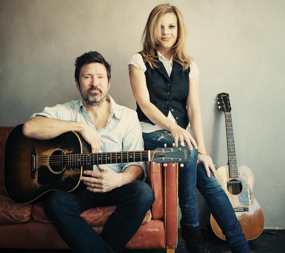 LISTEN: Brigitte DeMeyer & Will Kimbrough, 'Broken Fences'