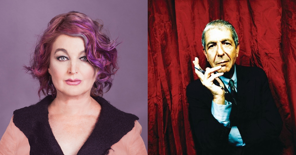 Squared Roots: Jane Siberry in Praise of Leonard Cohen