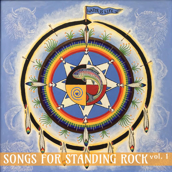 Roots Musicians Rally to Support Standing Rock