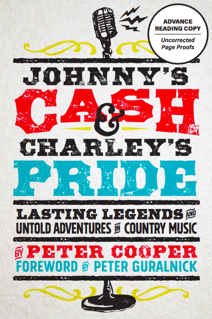 Peter Cooper Offers Behind-the-Scenes Look at Nashville in Forthcoming Book