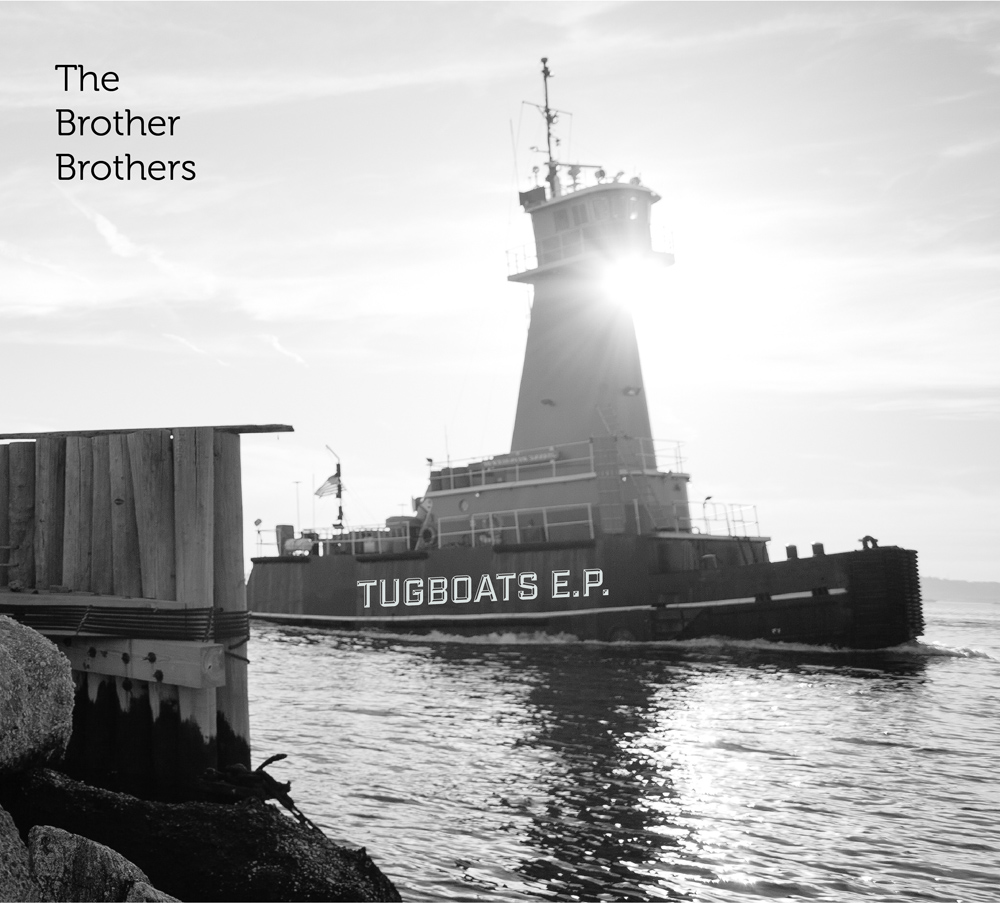 STREAM: The Brother Brothers, 'Tugboats'