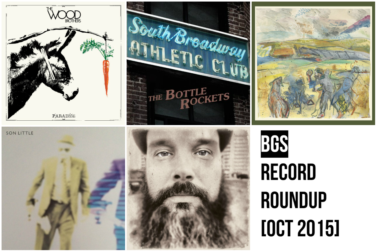 October Album Reviews: Son Little, the Wood Brothers, Bottle Rockets, & More